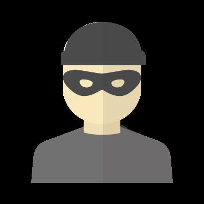 情報の盗難防止