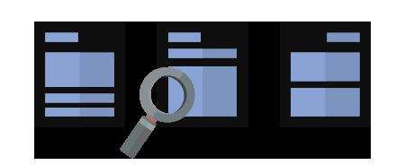 様々な請求書のレイアウトパターンに対し、高い精度での情報抽出を実現