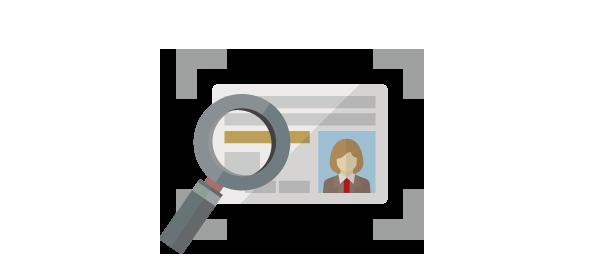 OCRによる本人確認書類データ化