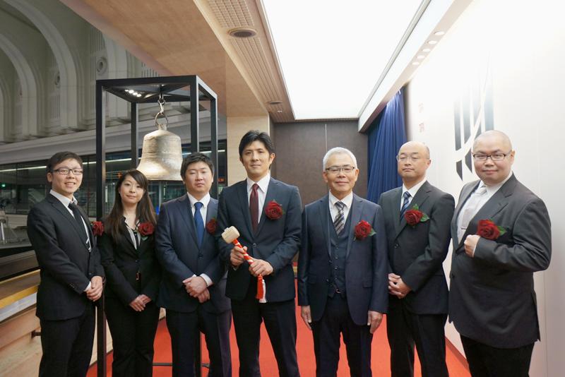 東京証券取引所マザーズ市場に上場いたしました。